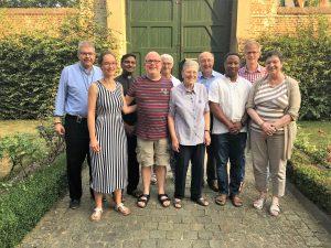 Community Team of Sint-Kwinten in the summer of 2018