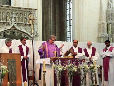 Zoneploeg clergy