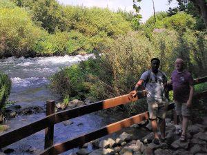 Source of the Jordan River