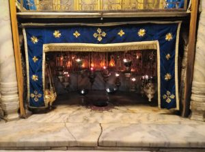 Place of the birth of Jesus