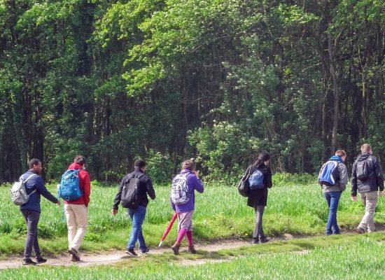 Pilgrimage to Basse-Wavre